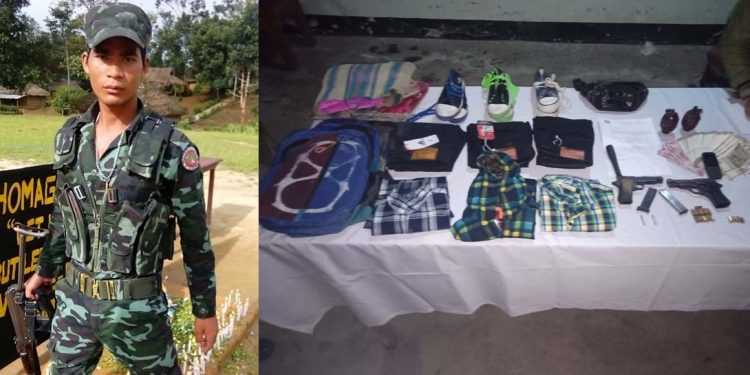 Assam: NDFB-S cadre killed in joint operation at Chirang 1