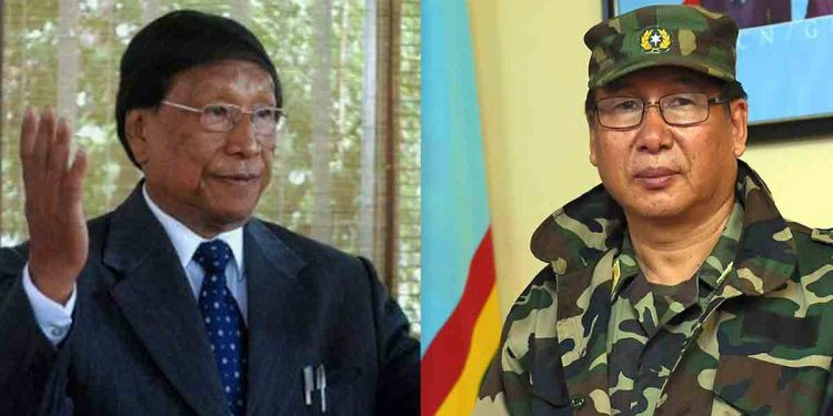 """Mysterious absence of Phungting Shimrang is """"well oiled strategy"""" of NSCN (IM) 1"""