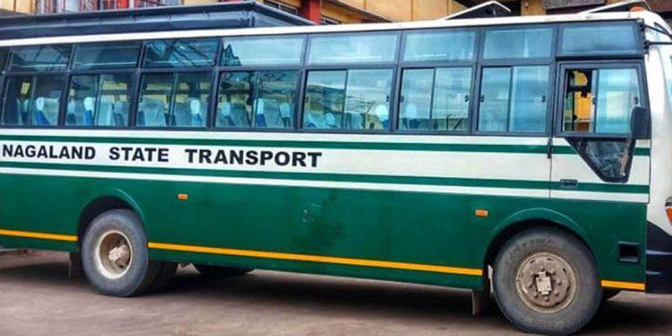 Nagaland State Transport-bus