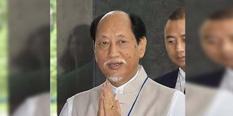 Nagaland CM Neiphiu Rio