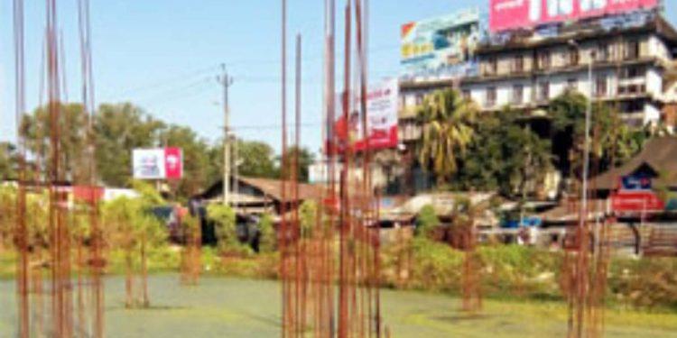 Parking project in Jorhat