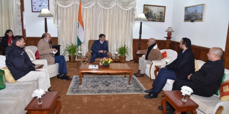 Meghalaya governor (acting) RN Ravi has urged the church leaders to help consolidate the progressive forces in the society.