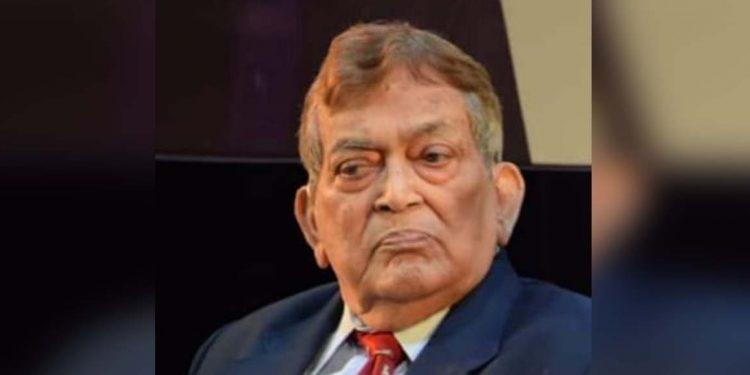 Tripura's legendary surgeon Dr Rathin Datta passes away 1