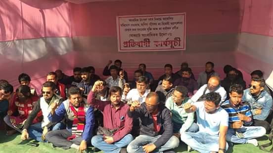 Assam: Jorhat journalists seek withdrawal of case against scribe 1