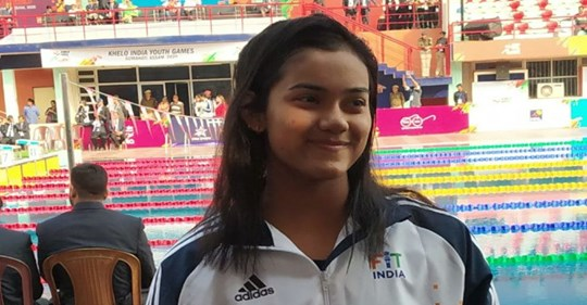 Assam swimmer bags three gold in Khelo India Youth Games 1