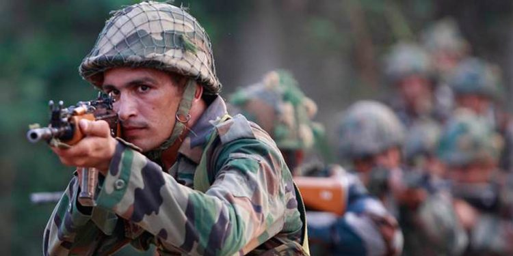NSCN (IM) camp busted by Indian army
