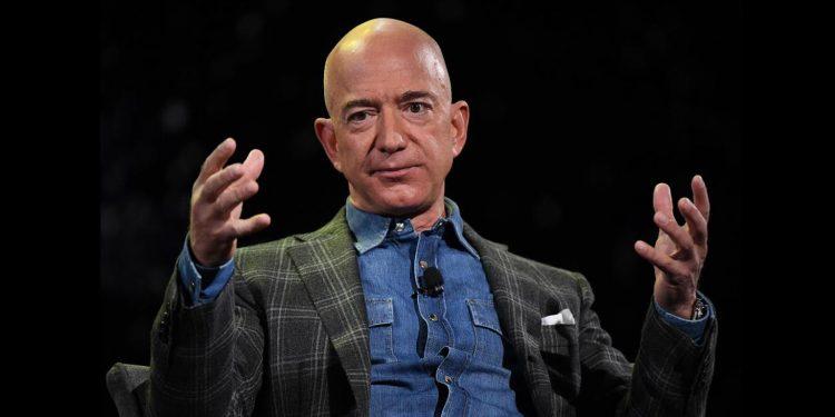 Amazon CEO Jeff Bezos (File image)