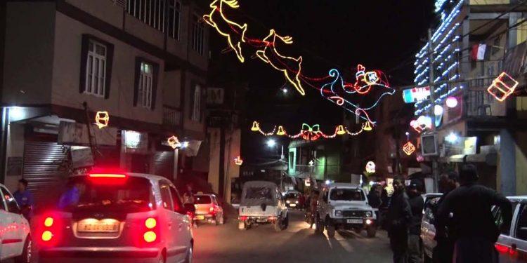 Christmas celebrations in Mizoram. Image credit: YouTube