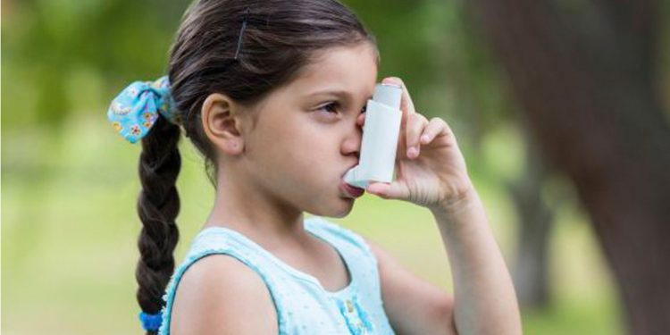 Asthma in children on the rise in Manipur