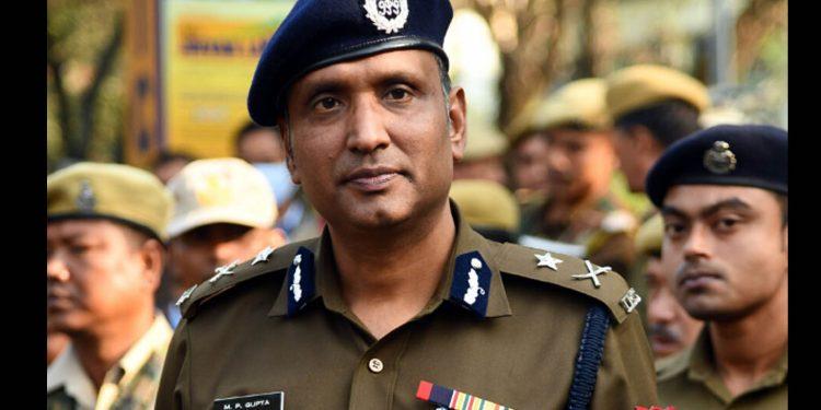 Guwahati police commissioner Munna Prasad Gupta (File Image)