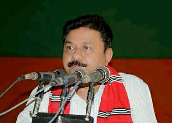 Assam BJP president Ranjeet Dass (File image)