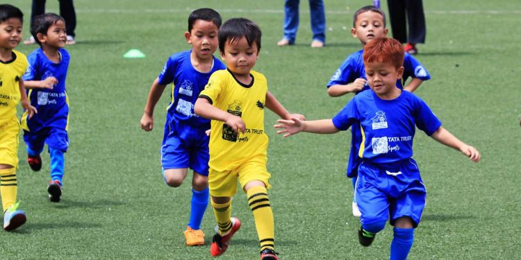 Meghalaya Baby Football League. File Image
