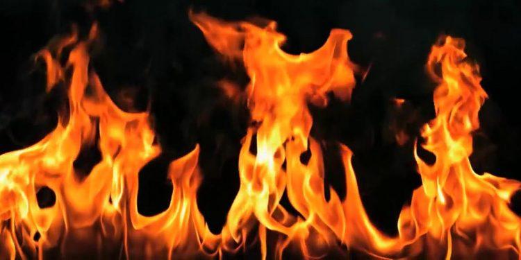 Manipur fire