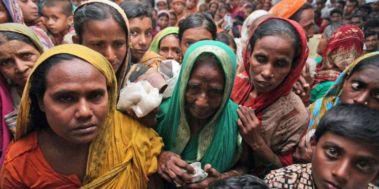 Bangladeshi migrants