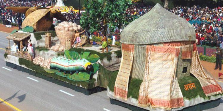 File image of Assam tableau