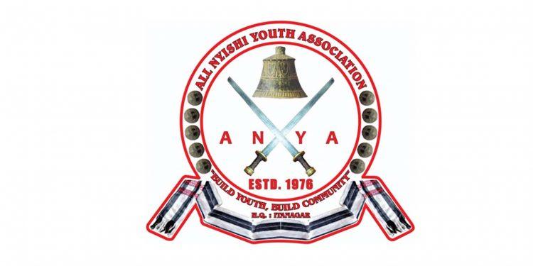 All Nyishi Youth Association logo