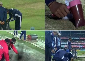 BCCI unhappy but ACA justifies the use of iron, hairdryer as protocol 2
