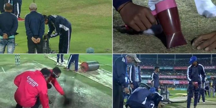 BCCI unhappy but ACA justifies the use of iron, hairdryer as protocol 1