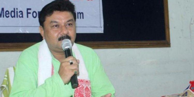 Assam BJP president Ranjit Dass (File Image)
