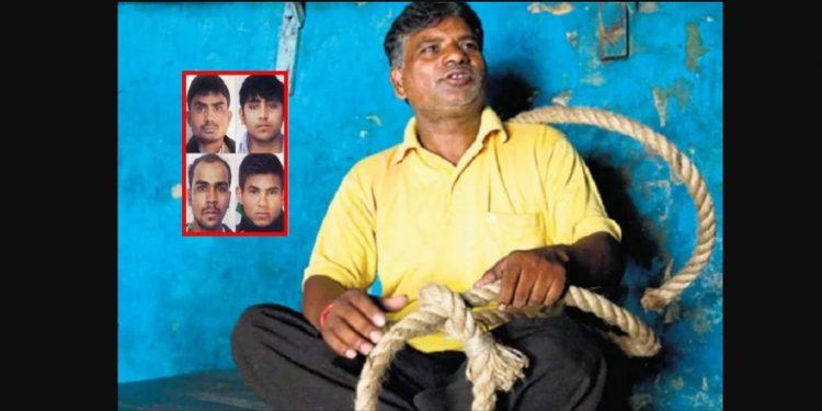 Hangman Pawan Jallad. (File image). Image credit: Amar Ujala