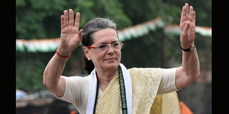 Sonia Gandhi (File image)