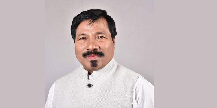 AGP president Atul Bora (File image)