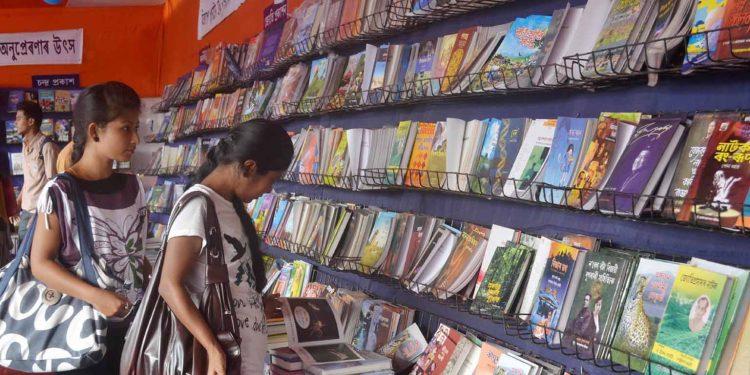 A file image of book fair