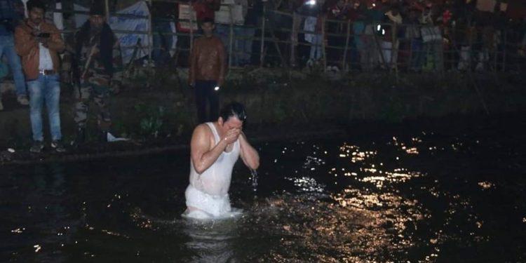 Tripura CM Biplab Kr Deb