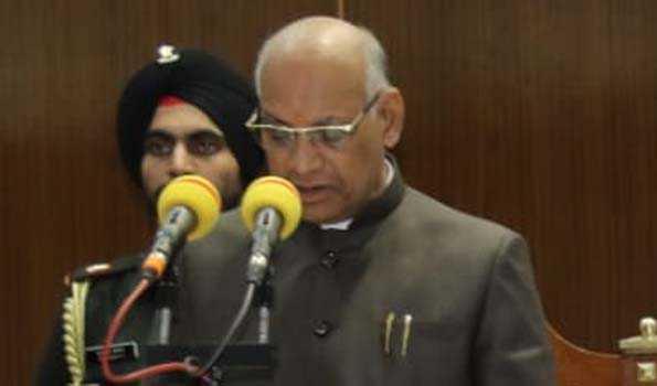 Tripura governor Ramesh Bais