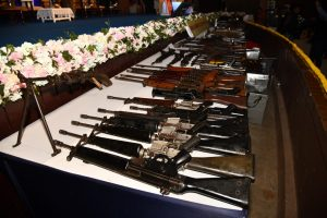 Three NDFB factions lay down arms, ammunition in Assam 3