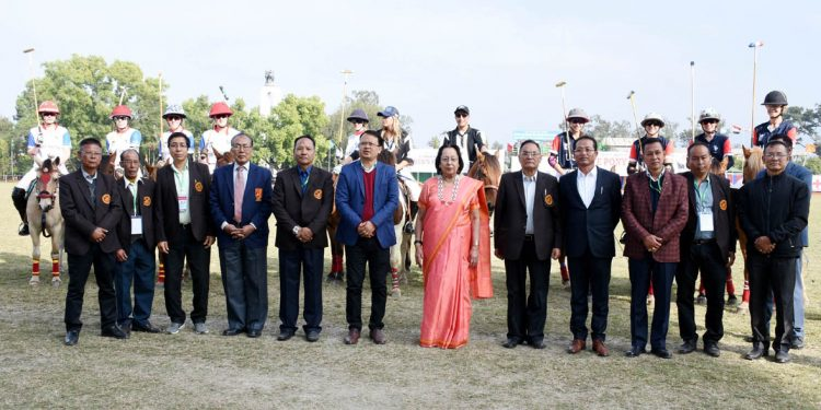 India's only women's polo tournament concludes in Imphal 1