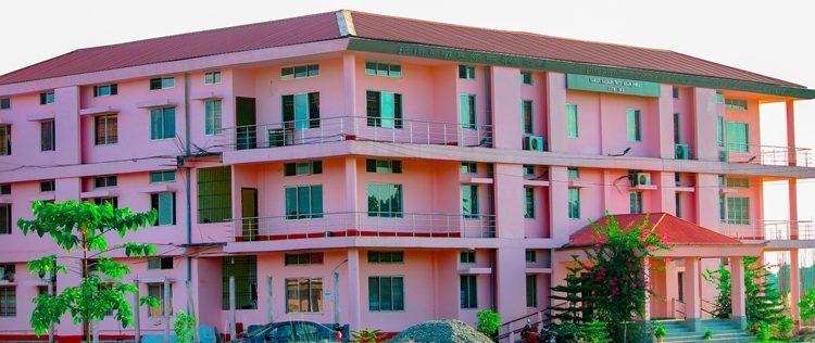 UGC has granted 12-B status to Kumar Bhaskar Varma Sanskrit and Ancient Studies University.