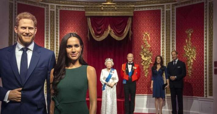 Harry, Meghan wax figures at Madame Tussauds removed from Royal Family display 1