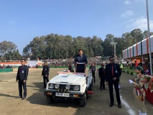 Meghalaya CM lays out govt's vision on Republic Day 1