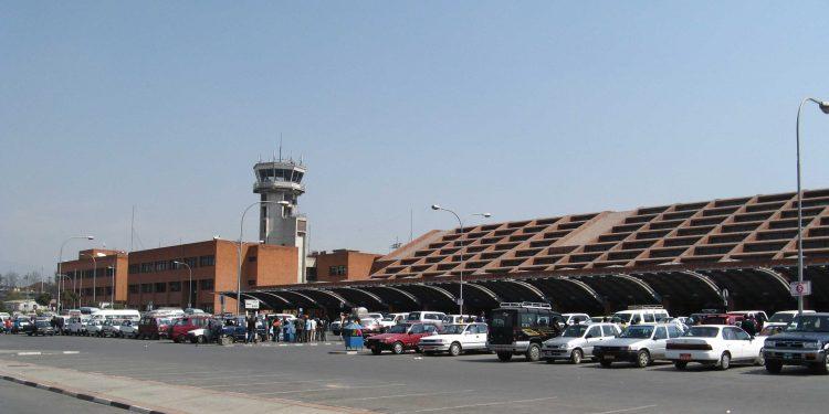 File image of Tribhuvan international airport. Image courtesy: Wikipedia