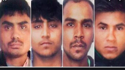Nirbhaya convicts.