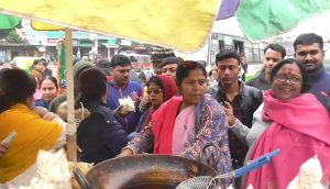 Tripura: Contrasting pictures of 'Bharat bandh' 1