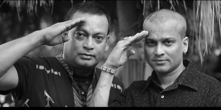 File image of Jatin Bora and Zubeen Garg
