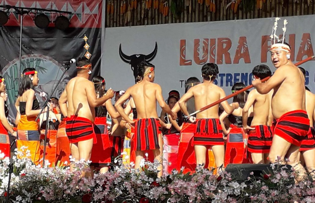 Nagaland: Call for unity at Luira Phanit Festival 1