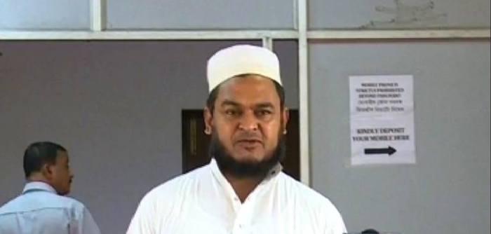 File image of Dhing AIUDF legislator Aminul Islam