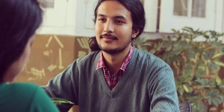 File image of Arghadeep Barua