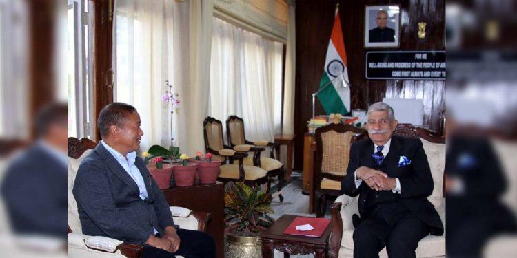 Governor BD Mishra