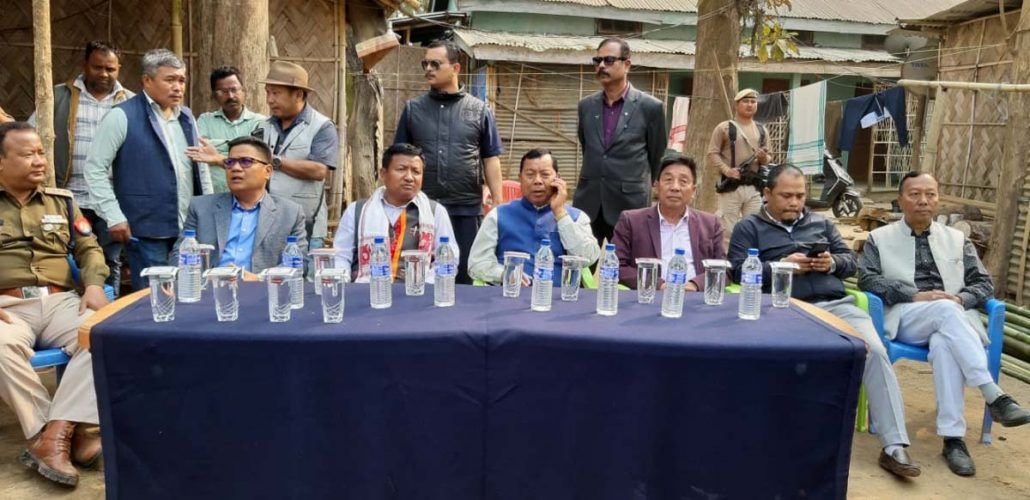 Assam HAD minister