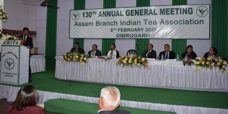 Assam tea industry