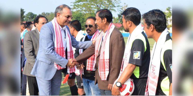 BR Ambedkar Football Tournament