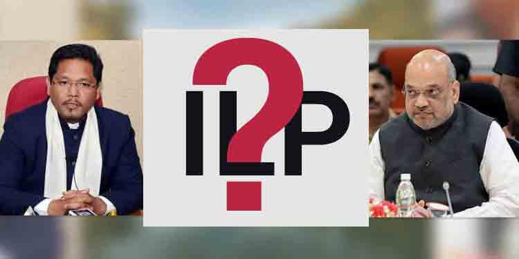 Why is Amit Shah 'dilly-dallying' with Meghalaya's ILP demand? 1
