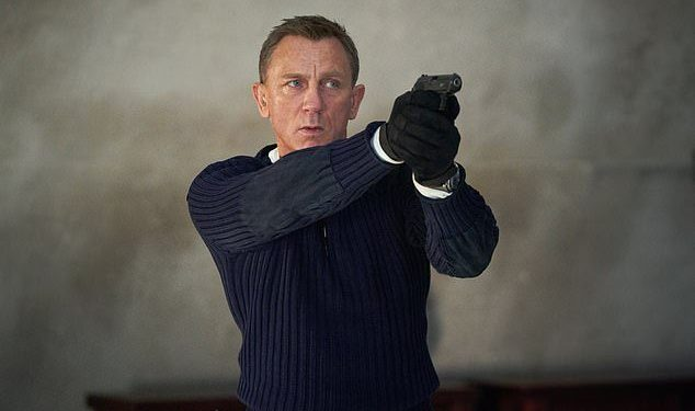 No Time to Die was to have a star-studded premiere in Beijing in April featuring Daniel Craig.