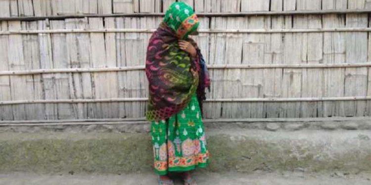 Declared foreigner Jabeda Begum
