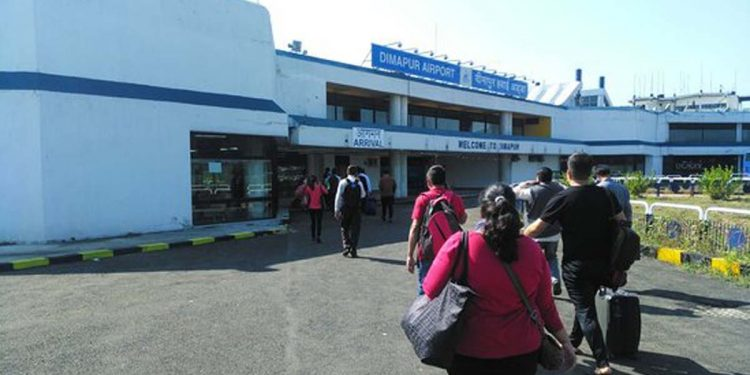 Dimapur Airport
