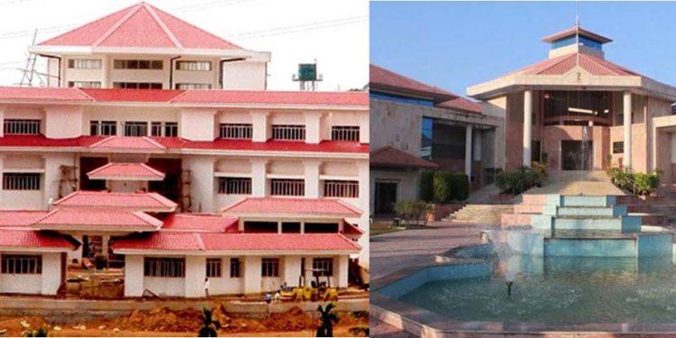 Tripura High Court-Manipur High Court